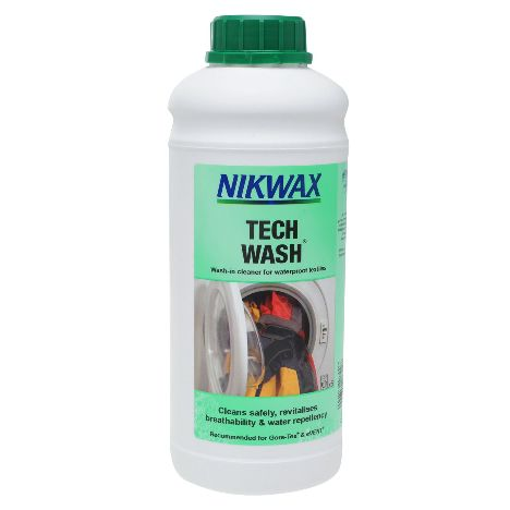 Nikwax Tech Wash 1 Litre (780055-78005590) 407e28721d1