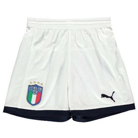 bc9b4b8fe25 Puma Italy Home Shorts 2017 2018 Junior (37214401_1)