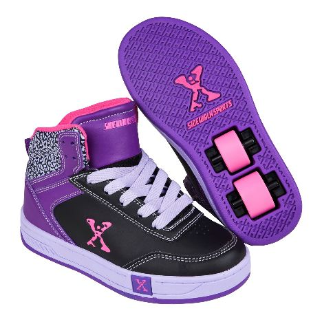 03dd1bf04d5 Sidewalk Sport Hi Top Girls Skate Shoes (25500249_9)