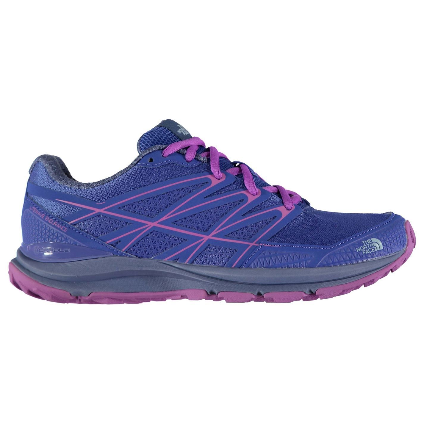 bd869109451 The North Face Litewave Running Shoes Ladies (18703418_8) - Sports ...