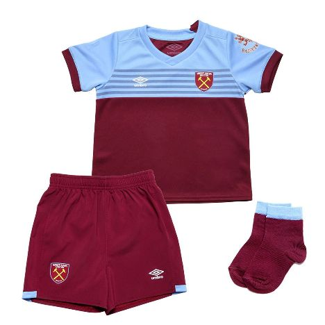3ed471baf6c Umbro West Ham United Home Baby Kit 2019 2020 (37826709_9)