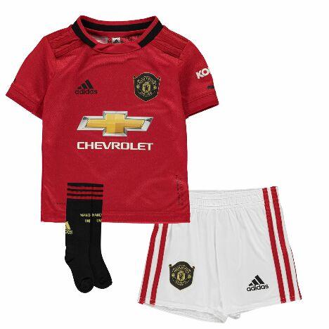 a04a4fd27f4 Adidas Manchester United Home Mini Kit 2019 2020 (37837808_8)