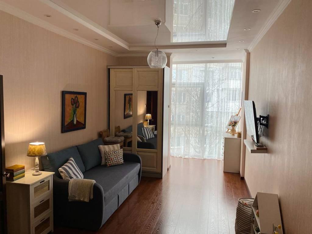 1-комнатная квартира, 44.20 м2, 58000 у.е.