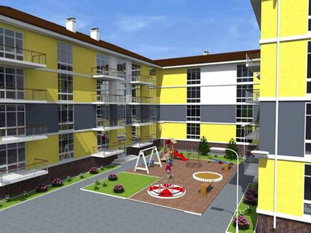 1-комнатная квартира, 30.00 м2, 12500 у.е.