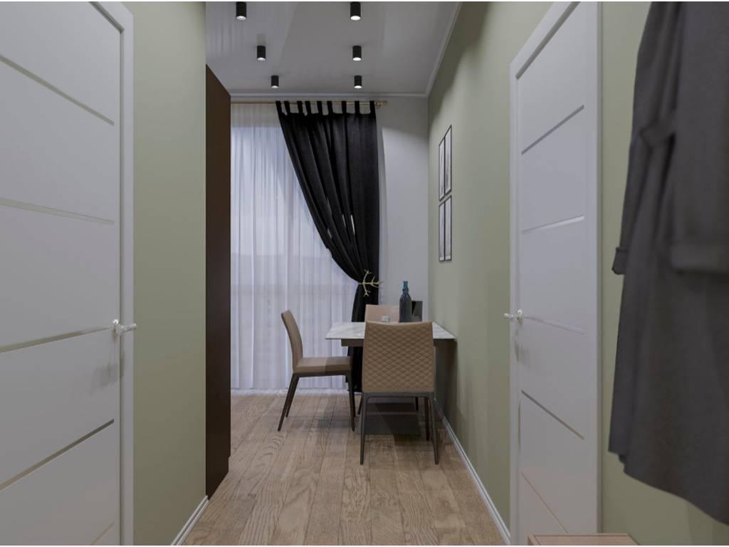 1-комнатная квартира, 29.65 м2, 36000 у.е.