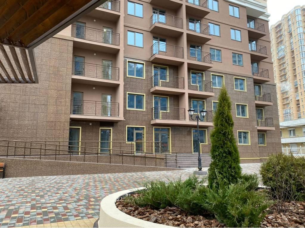 1-комнатная квартира, 49.40 м2, 54093 у.е.