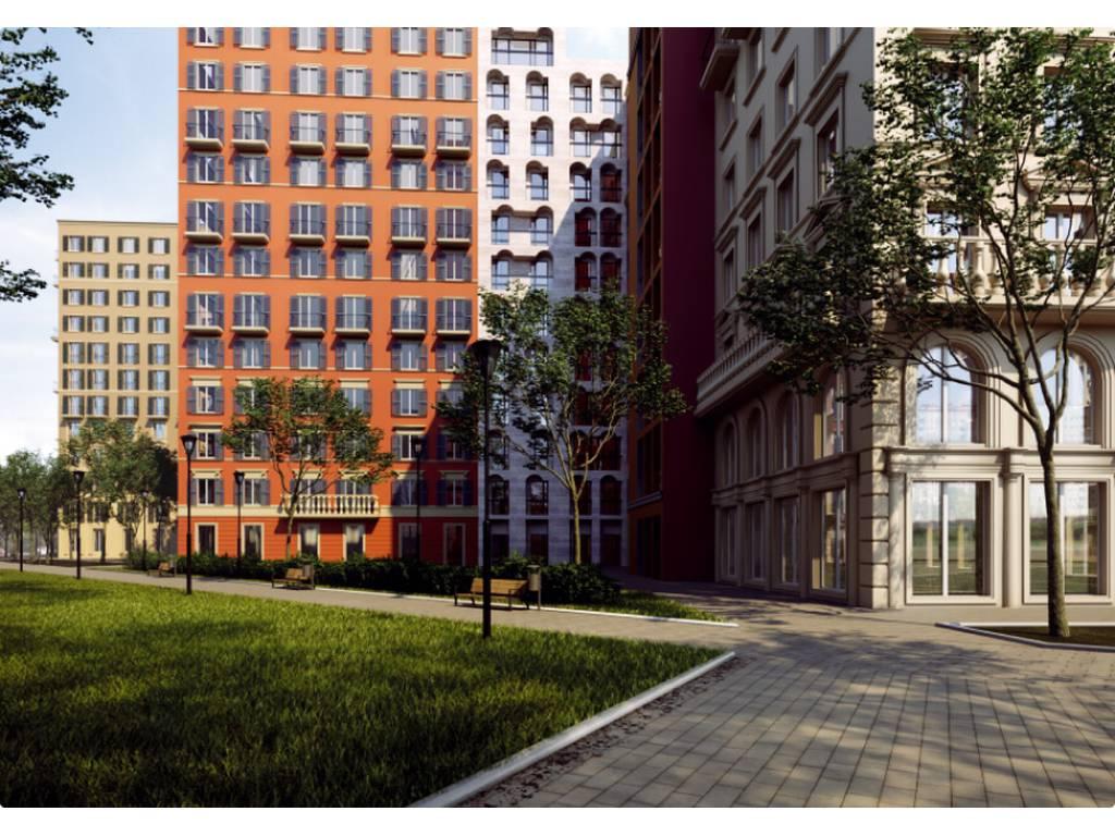 2-комнатная квартира, 65.30 м2, 47580 у.е.