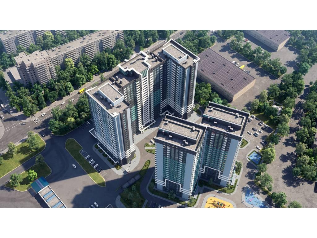 1-комнатная квартира, 23.70 м2, 24000 у.е.