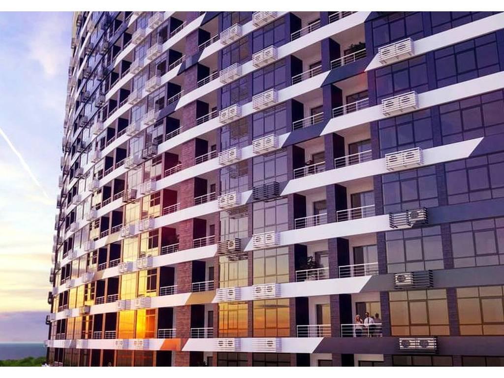 1-комнатная квартира, 44.36 м2, 43473 у.е.