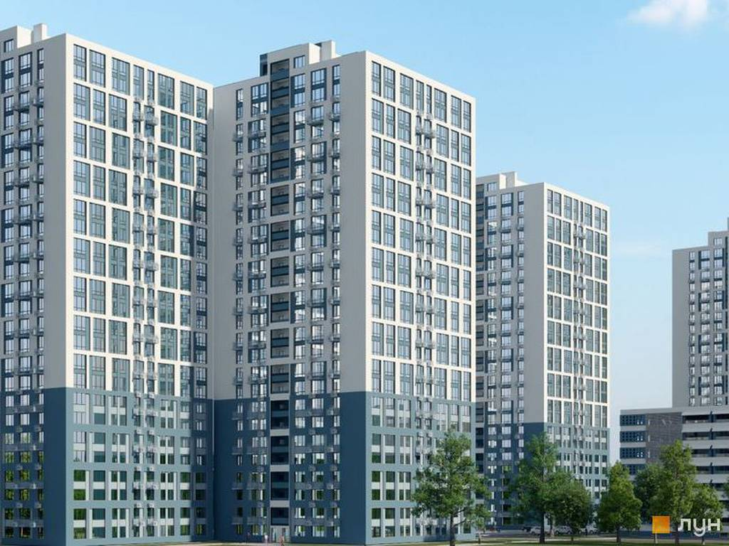 1-комнатная квартира, 46.70 м2, 44100 у.е.