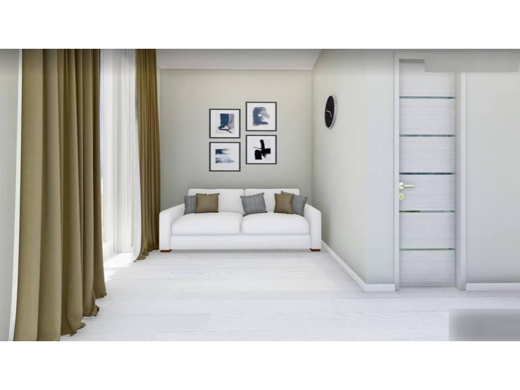 1-комнатная квартира, 20.40 м2, 35000 у.е.