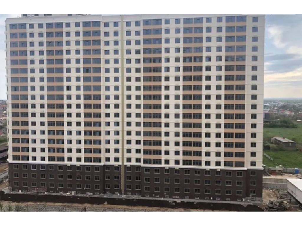 1-комнатная квартира, 43.00 м2, 31500 у.е.