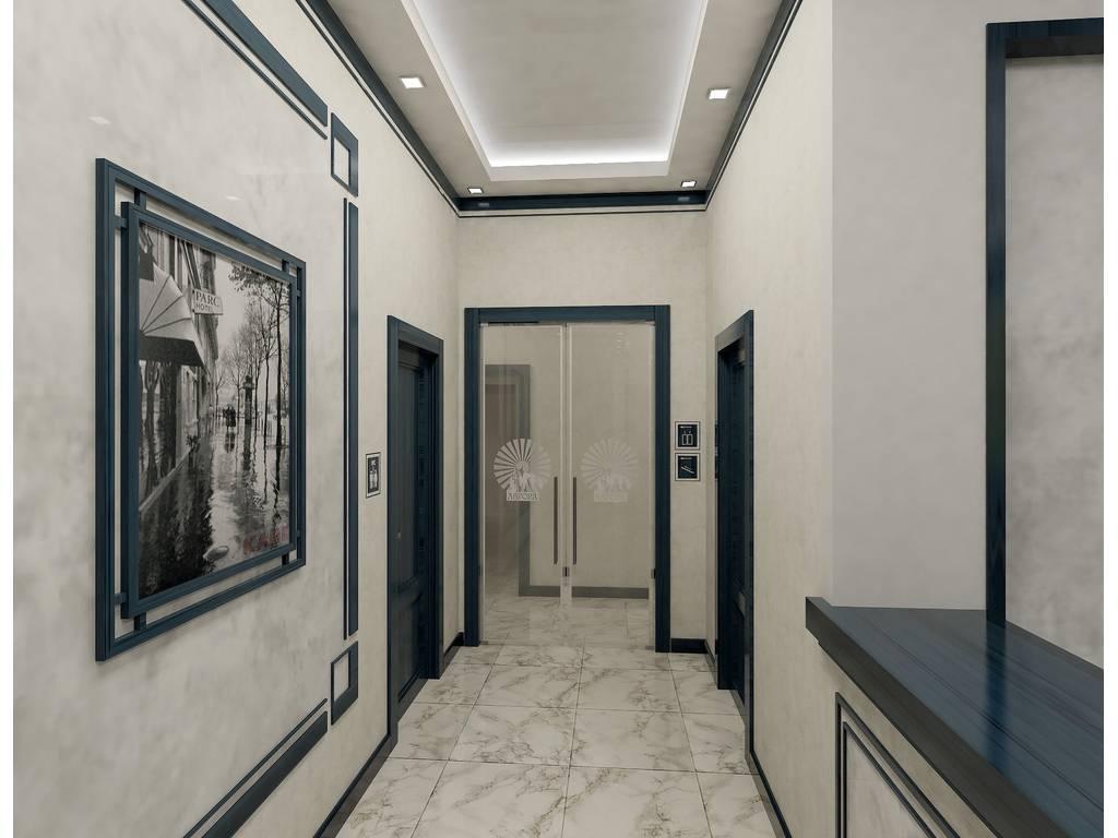 1-комнатная квартира, 46.15 м2, 36920 у.е.
