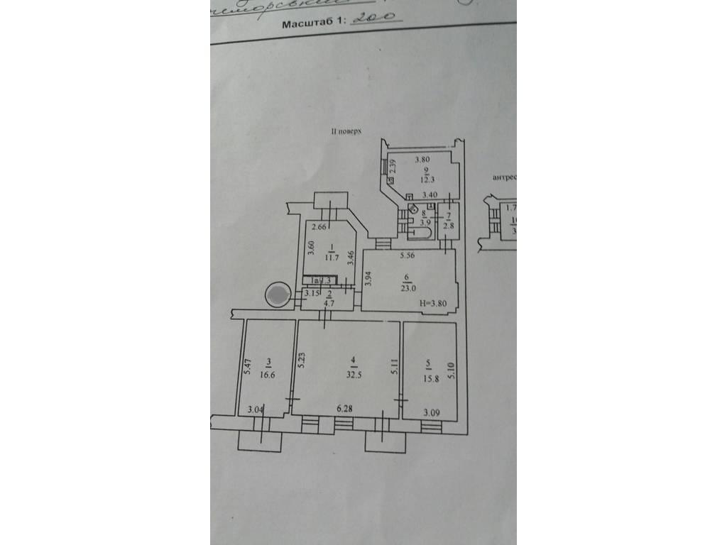 4-комнатная квартира, 132.00 м2, 130000 у.е.