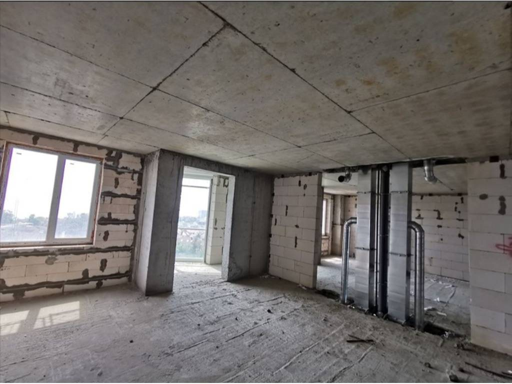 2-комнатная квартира, 58.10 м2, 69000 у.е.