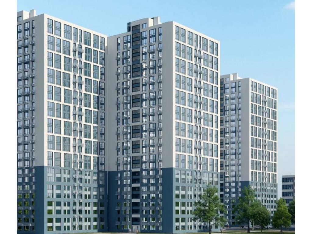1-комнатная квартира, 39.60 м2, 40000 у.е.