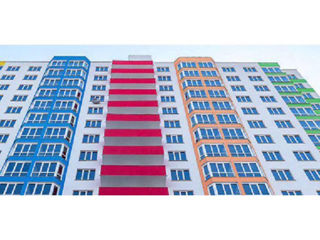 1-комнатная квартира, 35.72 м2, 21611 у.е.