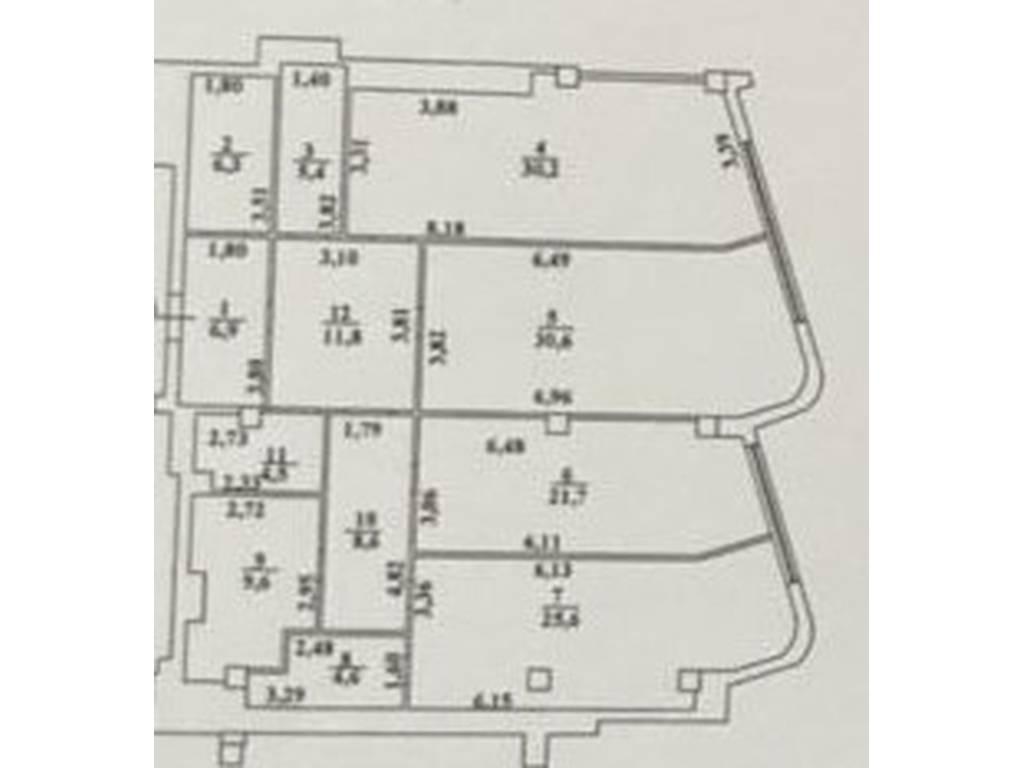 3-комнатная квартира, 142.00 м2, 167000 у.е.