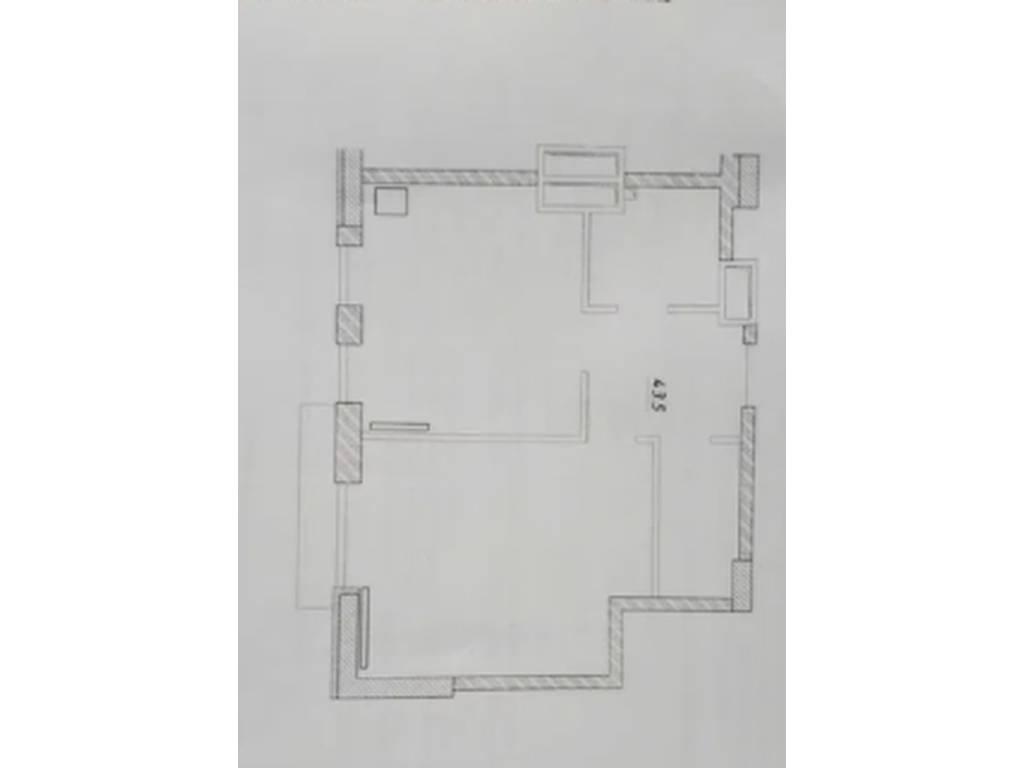 1-комнатная квартира, 43.50 м2, 43500 у.е.