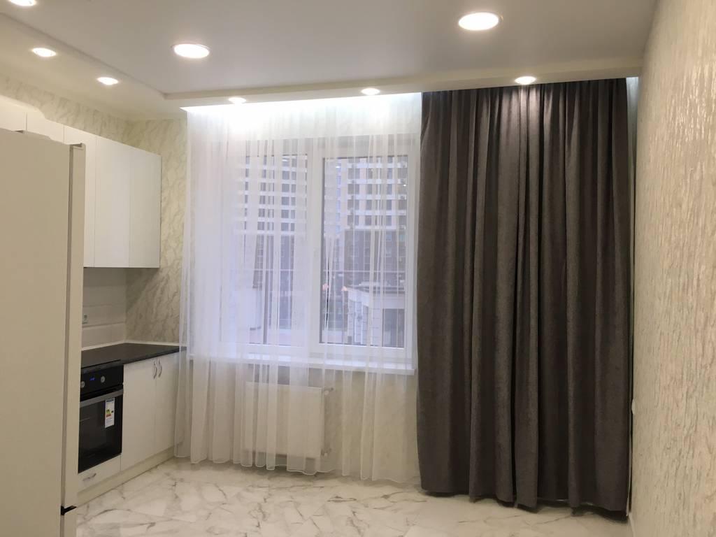 1-комнатная квартира, 39.50 м2, 58000 у.е.