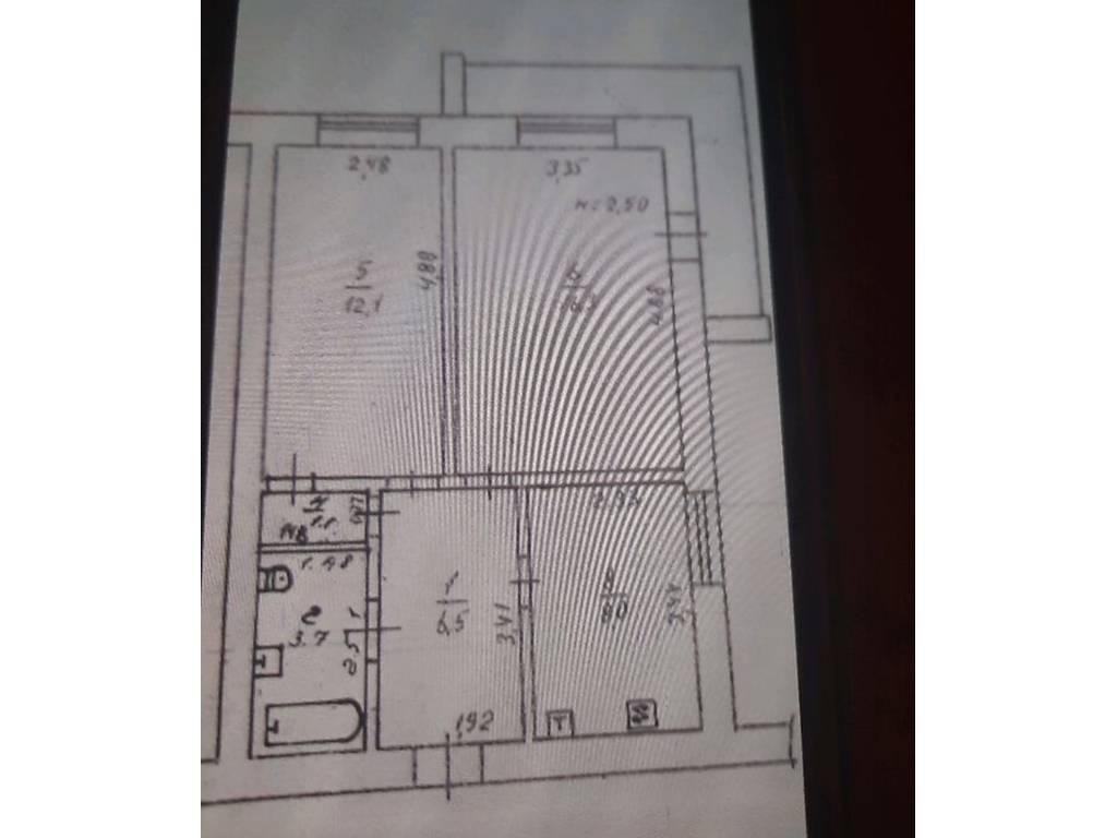 2-комнатная квартира, 50.00 м2, 42000 у.е.
