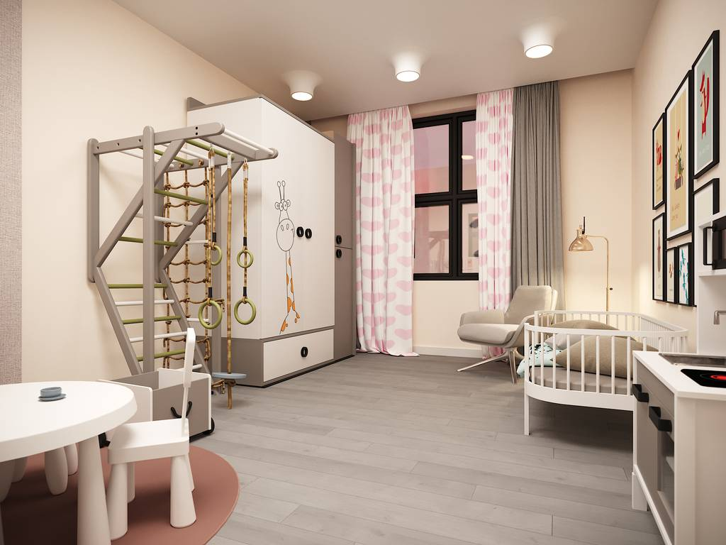 2-комнатная квартира, 94.89 м2, 123357 у.е.