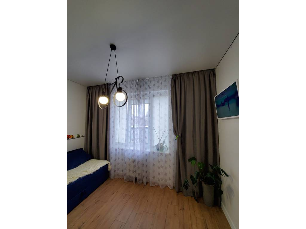 1-комнатная квартира, 45.40 м2, 58000 у.е.
