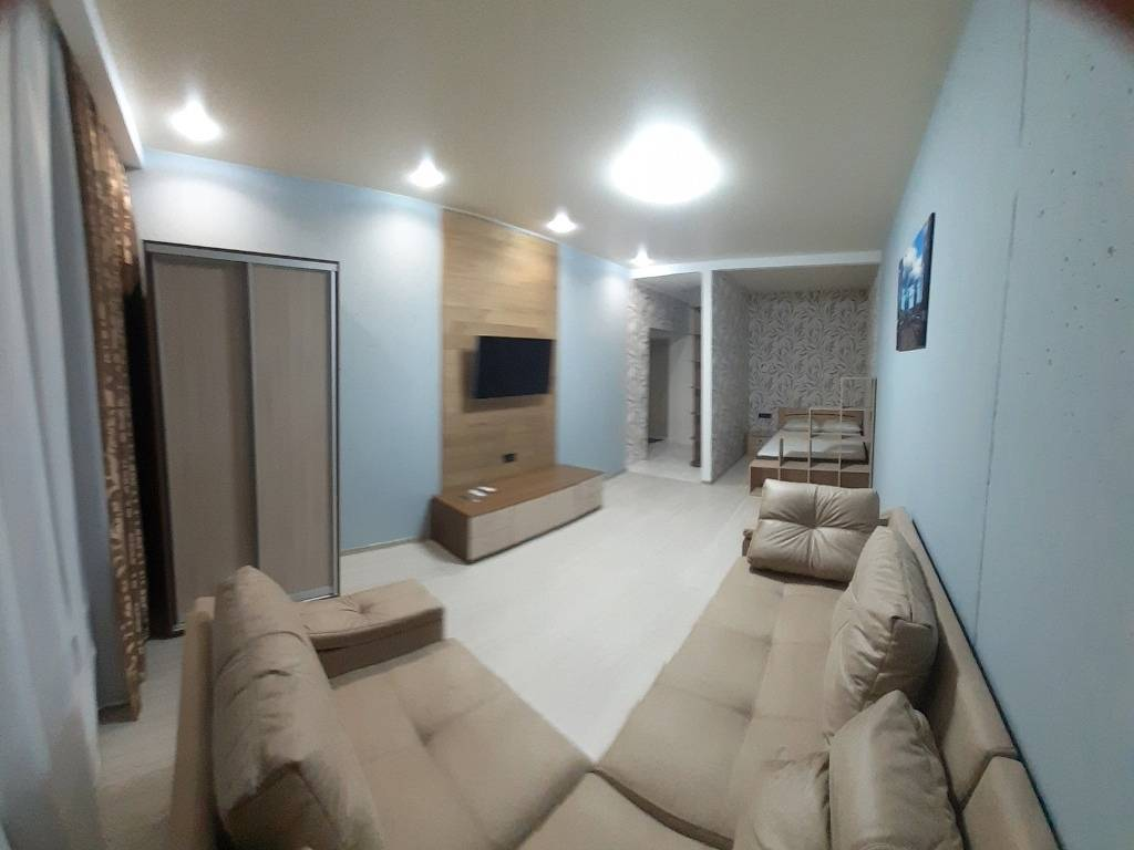 1-комнатная квартира, 45.40 м2, 60000 у.е.