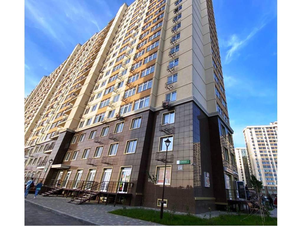 1-комнатная квартира, 43.50 м2, 36900 у.е.