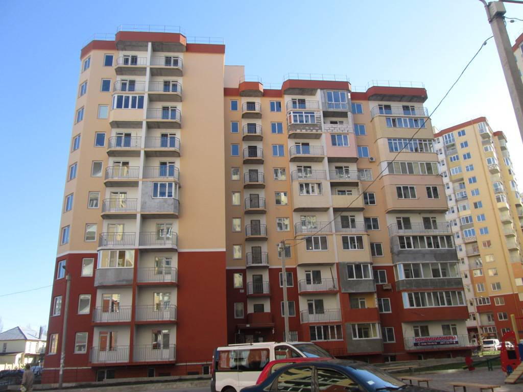 3-комнатная квартира, 85.50 м2, 55400 у.е.