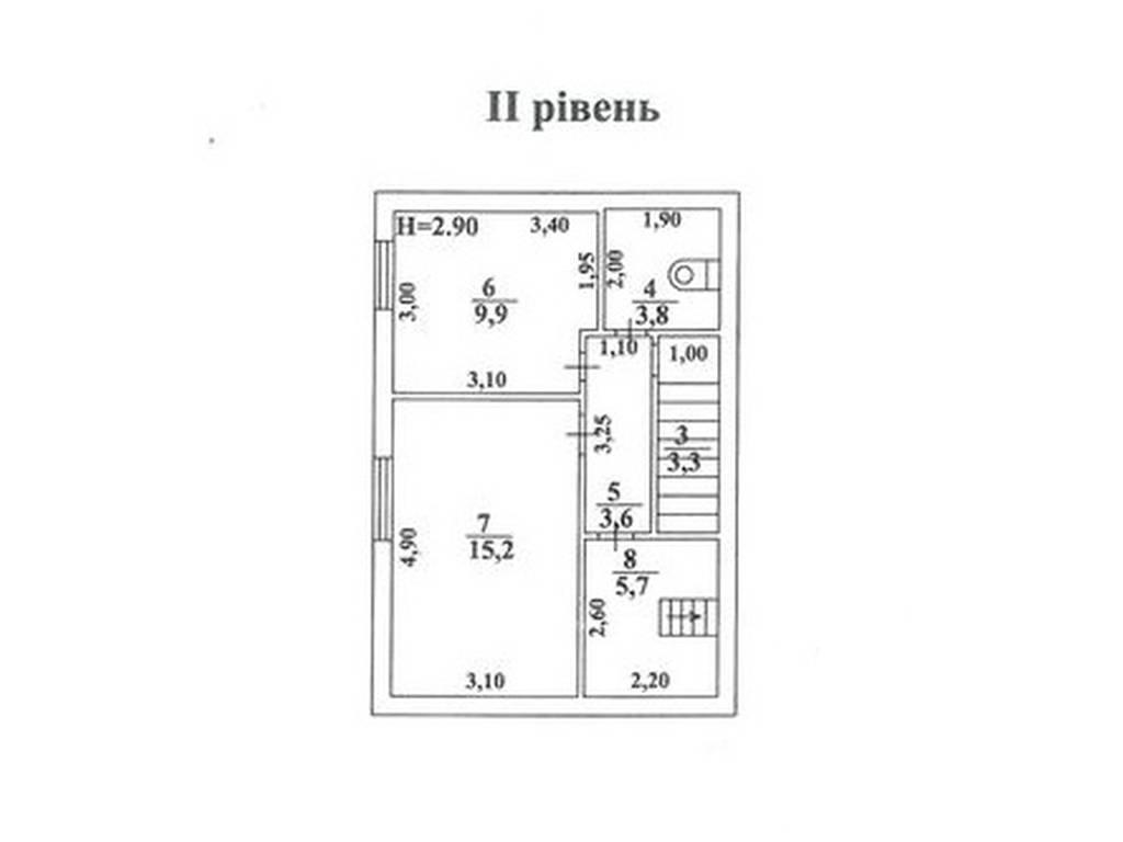 4-комнатная квартира, 81.00 м2, 150000 у.е.