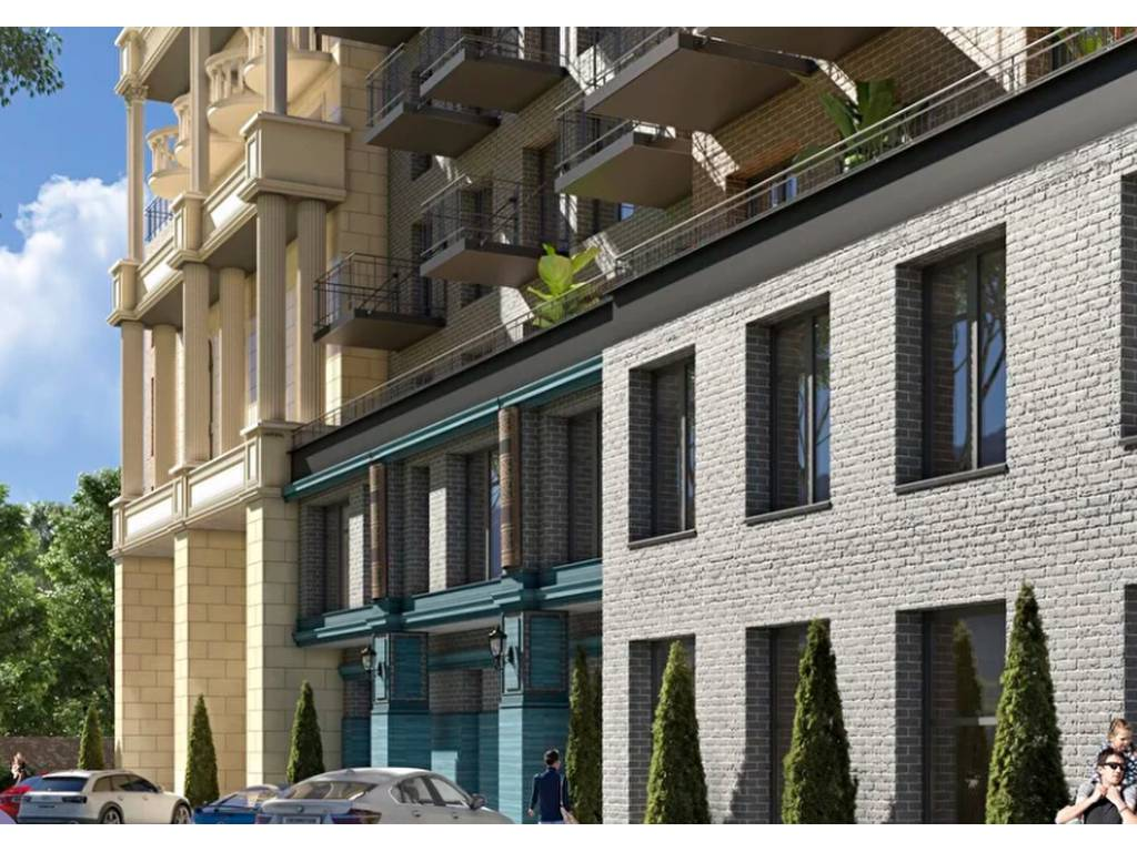 1-комнатная квартира, 36.15 м2, 46850 у.е.