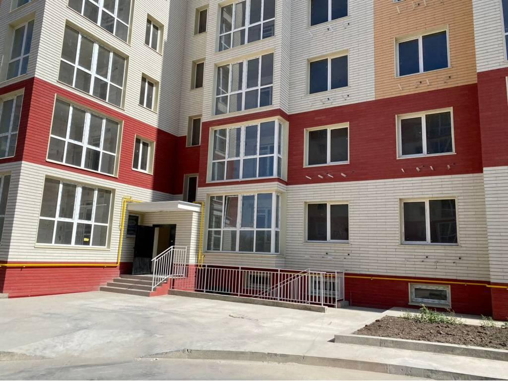 1-комнатная квартира, 42.02 м2, 24593 у.е.