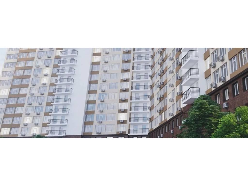 1-комнатная квартира, 43.49 м2, 33000 у.е.