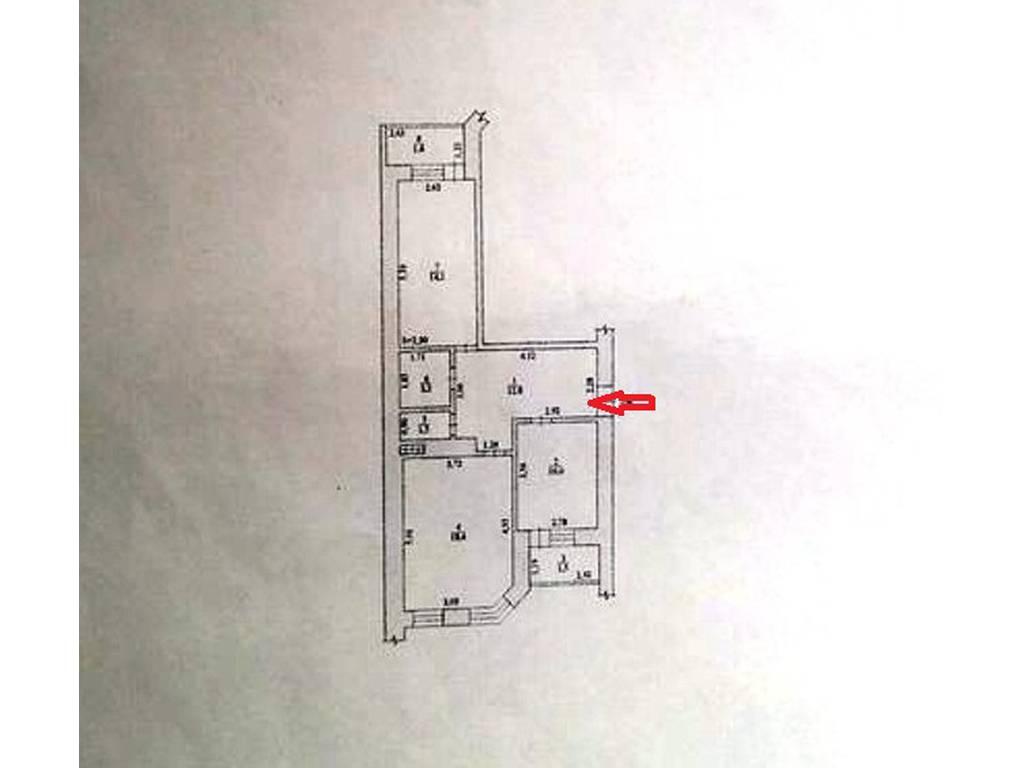 2-комнатная квартира, 63.00 м2, 44000 у.е.