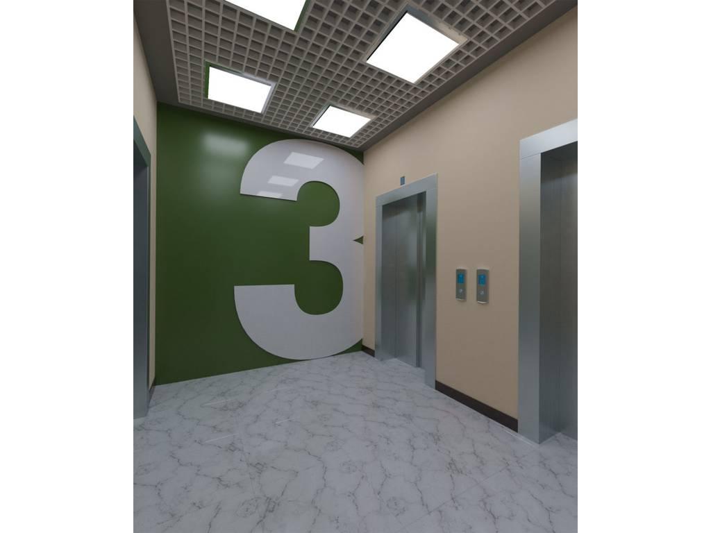 1-комнатная квартира, 32.35 м2, 28468 у.е.