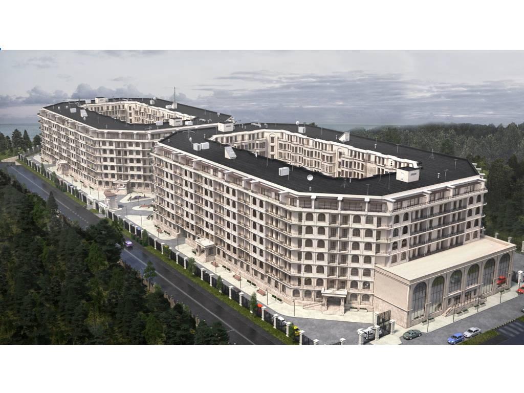 2-комнатная квартира, 62.90 м2, 47819 у.е.