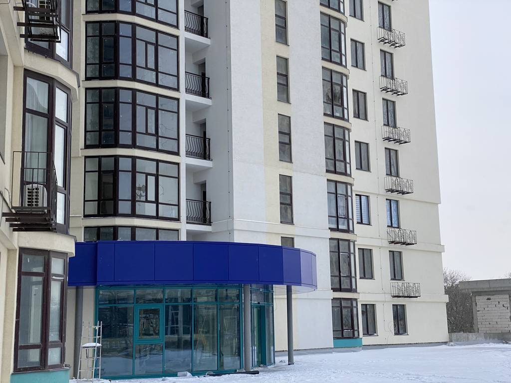 1-комнатная квартира, 56.00 м2, 45500 у.е.