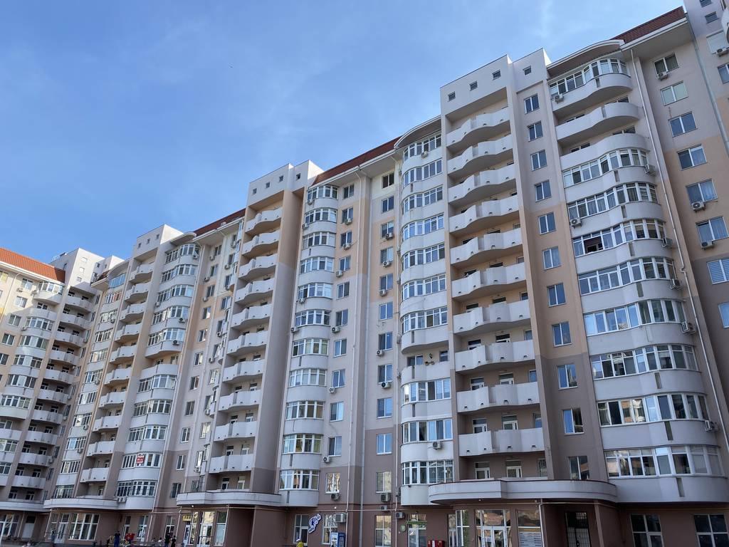 2-комнатная квартира, 82.97 м2, 46000 у.е.