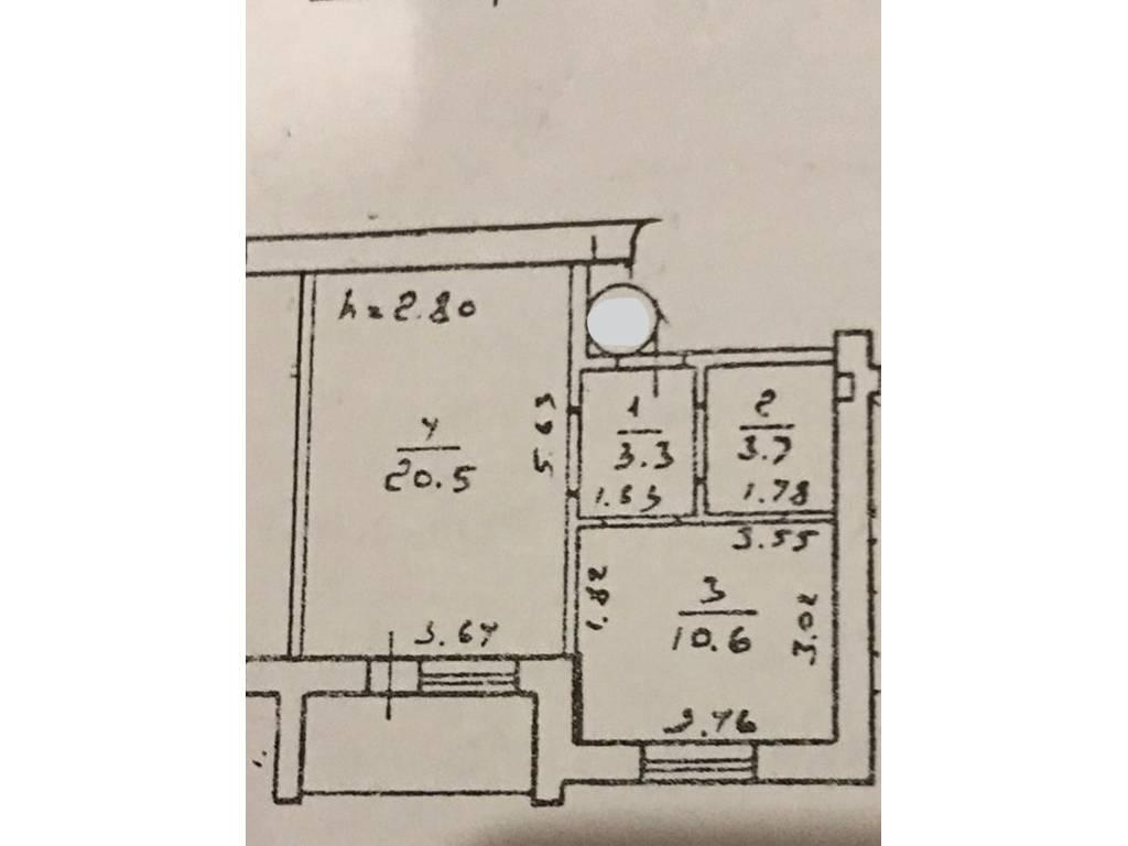 1-комнатная квартира, 40.00 м2, 57000 у.е.