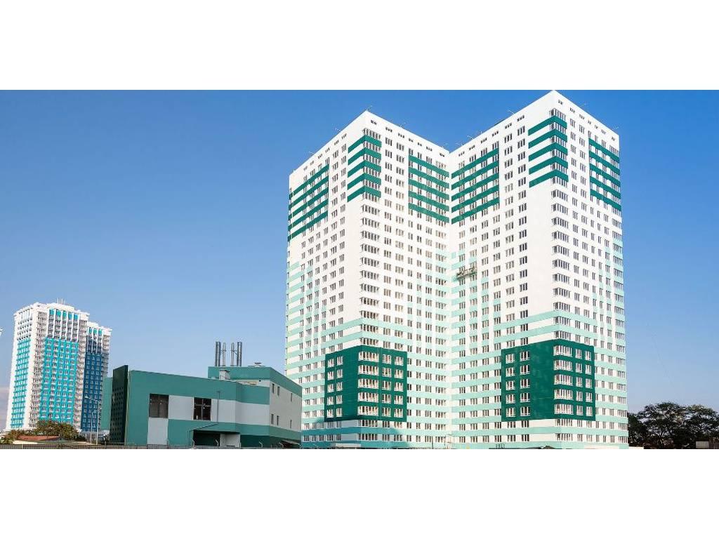 1-комнатная квартира, 43.40 м2, 37000 у.е.