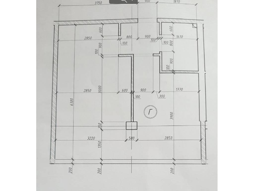 1-комнатная квартира, 38.60 м2, 38600 у.е.