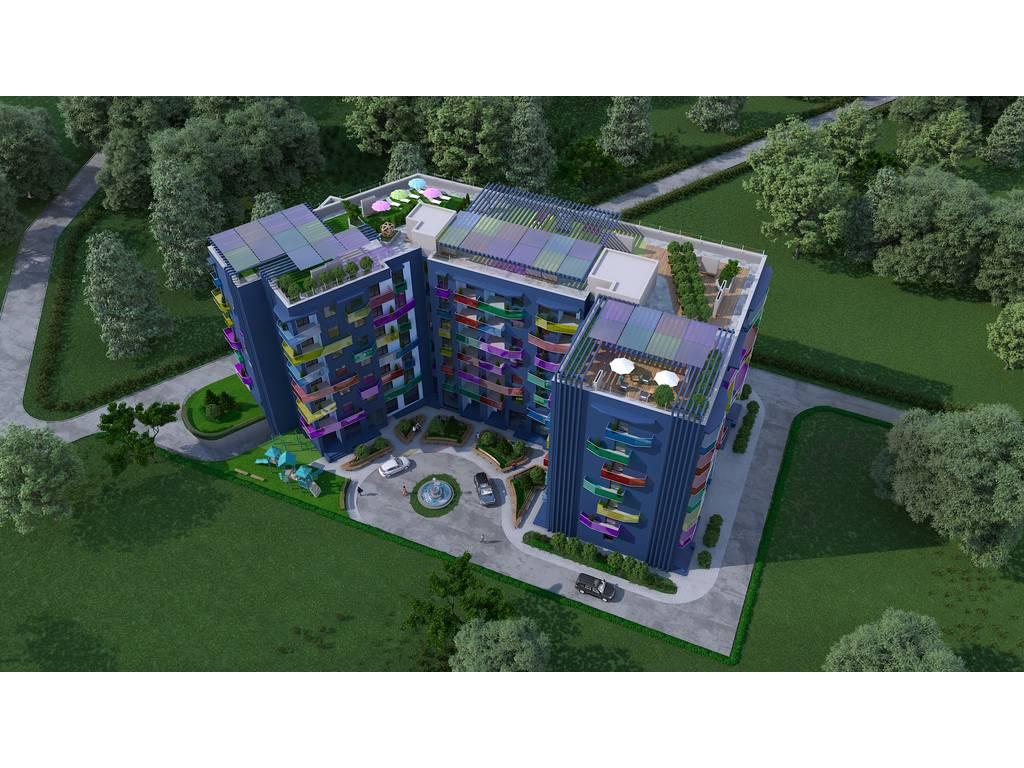2-комнатная квартира, 66.50 м2, 46284 у.е.