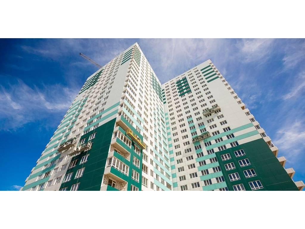 1-комнатная квартира, 43.00 м2, 37800 у.е.
