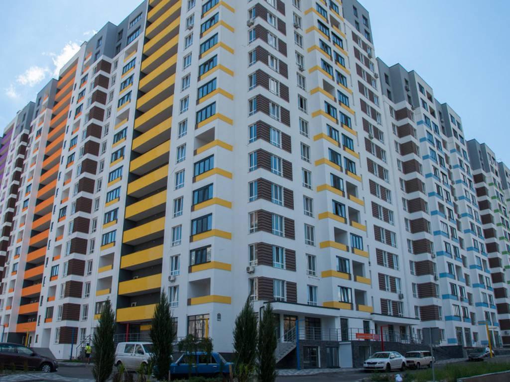 1-комнатная квартира, 50.35 м2, 36000 у.е.