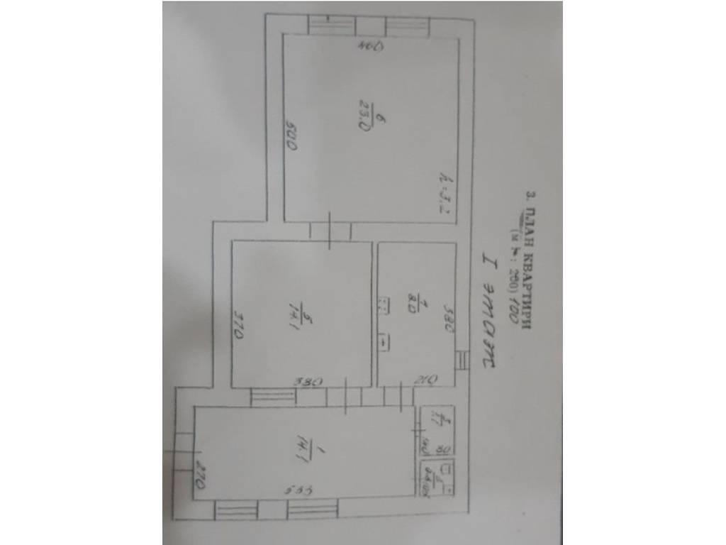2-комнатная квартира, 113.00 м2, 75000 у.е.