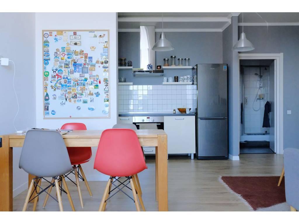 1-комнатная квартира, 50.60 м2, 70000 у.е.