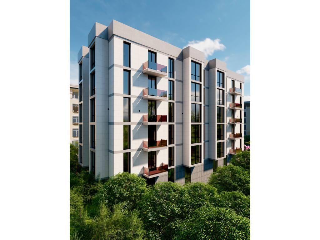 1-комнатная квартира, 36.00 м2, 40880 у.е.
