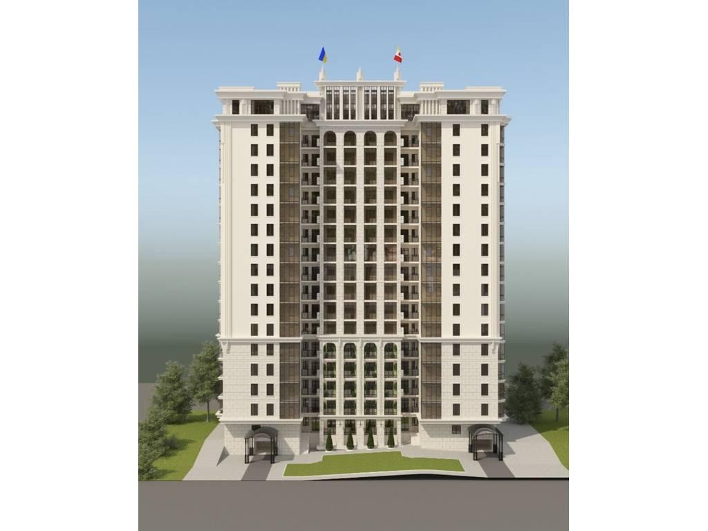 1-комнатная квартира, 43.50 м2, 29580 у.е.