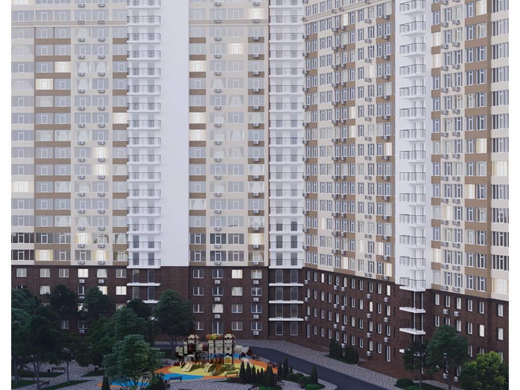 1-комнатная квартира, 43.50 м2, 32500 у.е.